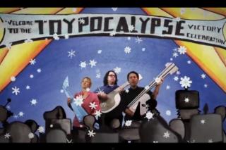 "Yo La Tengo, Ira Glass, & Eugene Mirman – ""Toymageddon"" Video"
