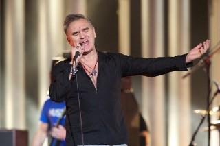 Morrissey Prepping New Album On New Label