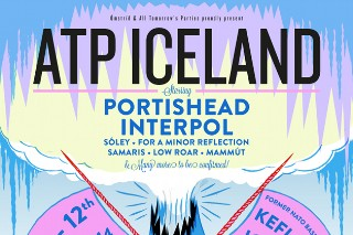 Portishead, Interpol Headline ATP Iceland 2014