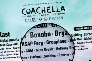 The Coachella 2014 Poster Font Size Hunger Games
