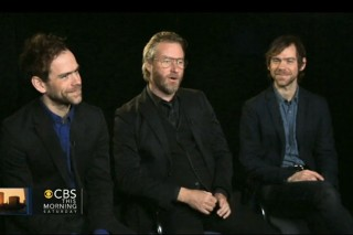 Watch The National On <em>CBS This Morning</em>