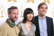 "Watch Karen O Sing ""The Moon Song"" & ""Maps"" At Oscar Nominees Night"