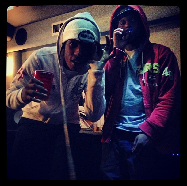 ASAP Rocky & Schoolboy Q