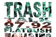 CONS EP Vol. 1 - Trash Talk x Flatbush Zombies_Cover Art