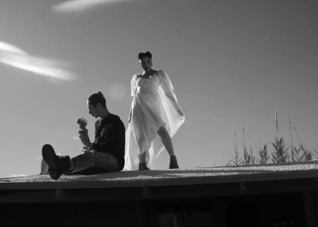"FKA twigs & inc. - ""FKA x inc."" video"