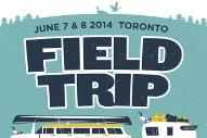 Field Trip 2014 Lineup