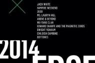 Free Press Summer Fest 2014 Lineup