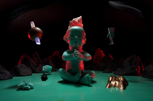 "Julio Bashmore - ""Peppermint"" video"