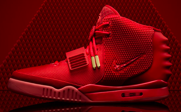 Nike\'s 鈥淩ed October鈥?Air Yeezys Sold Out In Minutes, But You Can