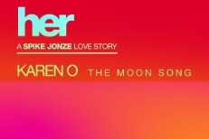 "Karen O & Ezra Koenig - ""The Moon Song"""