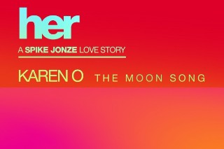 "Karen O & Ezra Koenig – ""The Moon Song"""