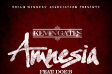 "Kevin Gates - ""Amnesia"""