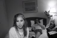 "Kitten – ""Money"" Video (Feat. Ariel Pink)"