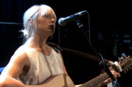 "Watch Laura Marling Play New Song ""Born To Love,"" Cover Townes Van Zandt"