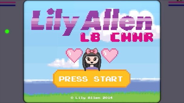 "Lily Allen - ""L8 CMMR"" Lyric Video"