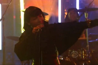 Watch Little Dragon Play <em>Letterman</em>