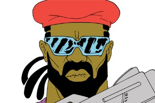 "Major Lazer – ""Come On To Me"" (Feat. Sean Paul)"