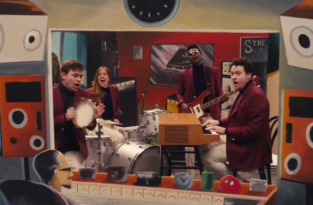 "Metronomy - ""Love Letters"" video"