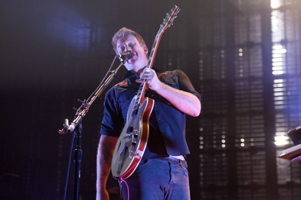 Queens Of The Stone Age at Austin City Limits