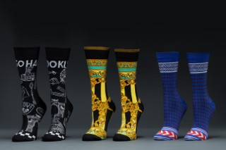 Check Out Santigold's New Sock Line