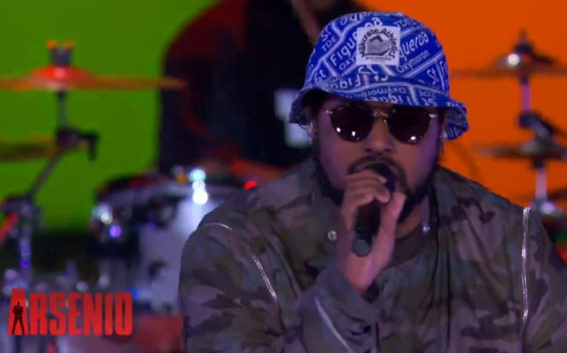 Schoolboy Q on Arsenio