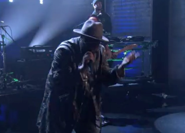 Schoolboy Q on Conan