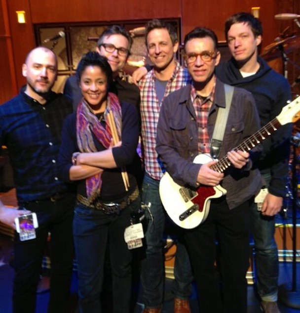 Seth Myers band
