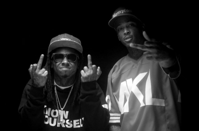 "YG - ""My Nigga Remix"" video"