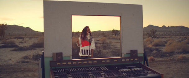 "Angel Haze - ""Battle Cry"" (Feat. Sia) Video"