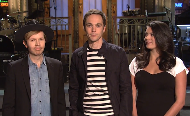 Watch Beck's SNL Promos