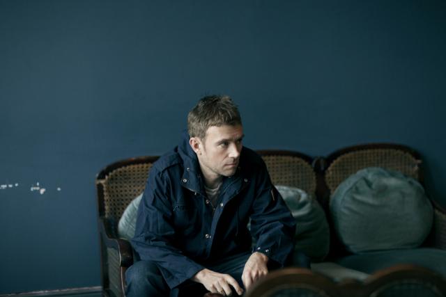 Damon Albarn 2014
