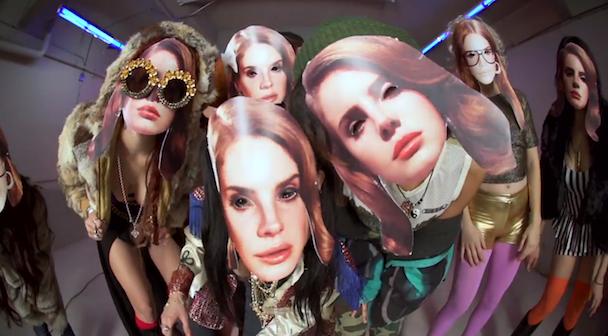 "Jerry James - ""Lana Del Rey"" Video (Feat. Ariel Pink)"