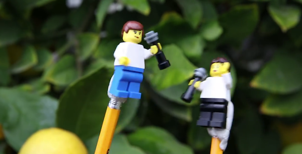 "Tegan And Sara (Feat. The Lonely Island) - ""Everything Is AWESOME!!!"" Video"