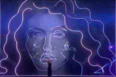 Lorde & Disclosure @ 2014 Brit Awards