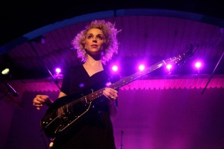 """Watch St. Vincent Debut """"Every Tear Disappears,"""" """"Rattlesnake,"""" """"Regret"""" At DVF Runway Show"""