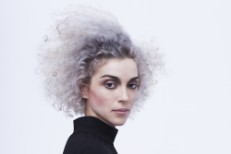 The Prophetess of Zeroes And Ones: St. Vincent Goes Digital Mystic On <em>St. Vincent</em>