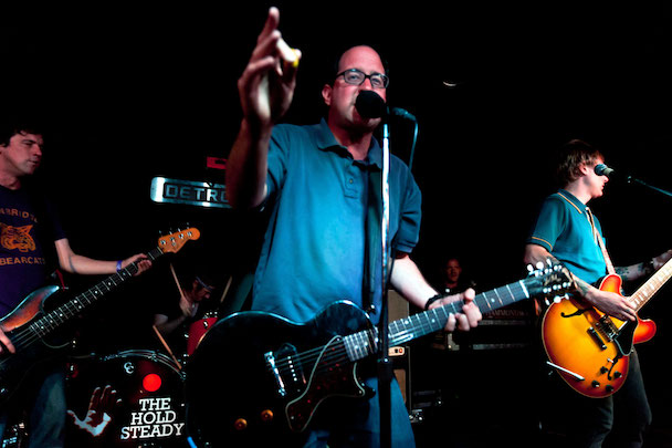 The 10 Best Hold Steady Songs