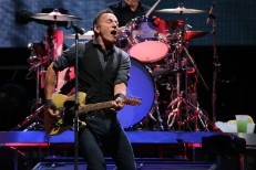 Bruce Springteen And The E Street Band In Auckland