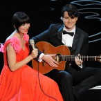 Watch Karen O & Ezra Koenig, Pharrell, U2 Perform At The Oscars