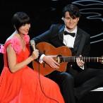 Watch Karen O & Ezra Koenig, Pharrell, U2 Perform At The Oscars