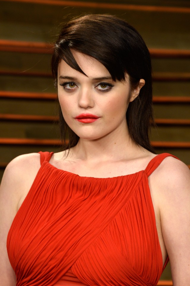 Sky Ferreira @ Vanity Fair Oscar Party