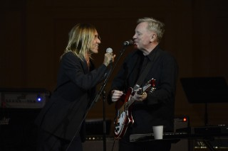 "Watch Iggy Pop And New Order Play ""Love Will Tear Us Apart"" And ""Californian Grass"""