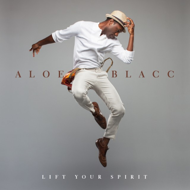 Aloe Blacc Lift Your Spirit cover