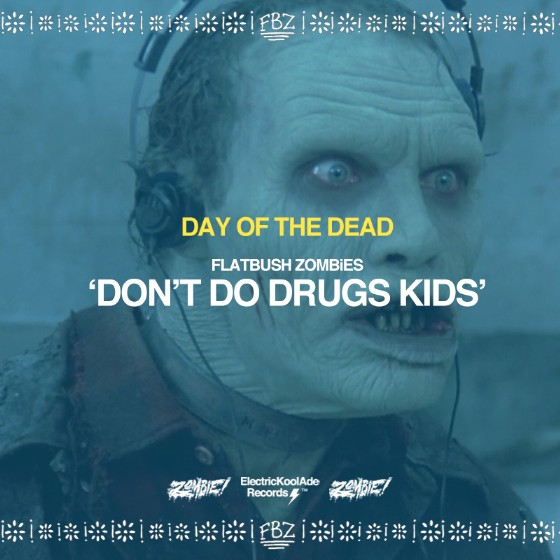 "Flatbush Zombies - ""Don't Do Drugs Kids"""