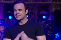 Future Islands on Letterman
