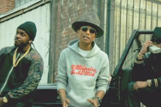 "Future – ""Move That Dope"" (Feat. Pharrell Williams & Pusha T) Video"