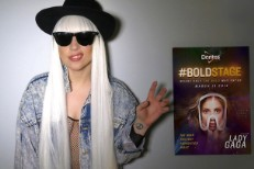 Lady Gaga Is Playing SXSW In A Doritos Vending Machine After All