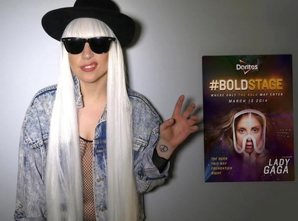 Gaga Doritos