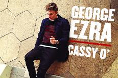 George Ezra - Cassy O' EP art