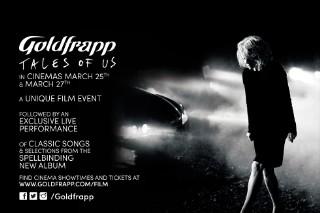 "Goldfrapp – ""Thea (Blood Diamonds Remix)"" (Stereogum Premiere)"